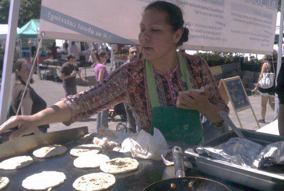 Lilian Quintanilla, Lily's Salvadorian Catering