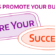 Help Ventures Promote Your Business