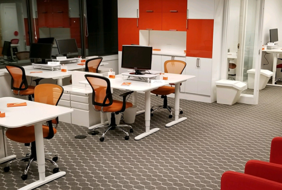 We Redesigned Our Office